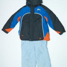 Costum ski—iarna, impermeabil, calduros, KIKI & KOKO → baieti   5—6 ani   116 cm, Copii