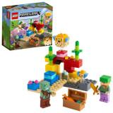 Lego Minecraft Reciful De Corali