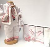 Cumpara ieftin Set Traditional Botez Baiat - Costumas + Trusou baiat 2