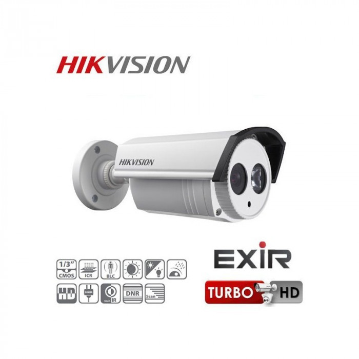 Camera Supraveghere Exterior Turbo HD Hikvision IR40m