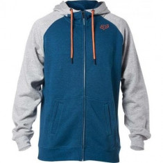 FOX RECOILER ZIP FLEECE -18879-492 HTR-Blue
