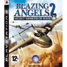 Blazing Angels 2: Secret Missions PS3