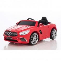 Masinuta electrica cu telecomanda Mercedes-Benz SL400 Rosu