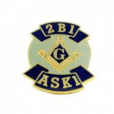 Pin mason - 2B1 ASK1