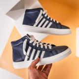 Pantofi sport barbati albastri Mikiel