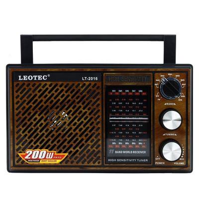 Radio portabil Leotec LT-2015 foto