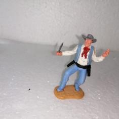 bnk jc Figurina de plastic - Timpo - Wild West