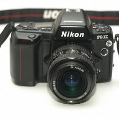 Nikon F90x + Nikkor 28-70mm 3,5-4,5D