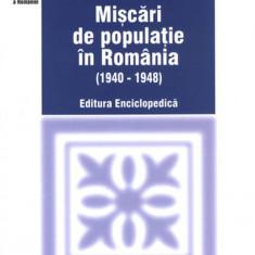 Mişcări de populaţie în România