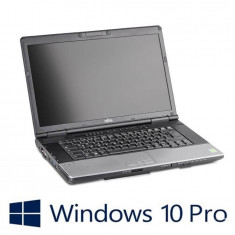Laptop Refurbished Fujitsu LIFEBOOK E752, i5-3210M, Win 10 Pro