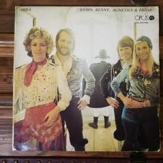 Abba – Bjorn, Benny, Agnetha & Frida (Opus 9113 0330)(Vinyl/LP)