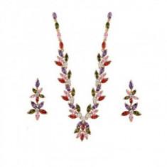 Set bijuterii Anebris Luxury Multicolor