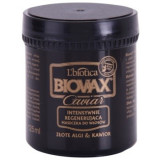 L'biotica Biovax Glamour Caviar masca nutritiva raparatoare cu caviar, L'biotica