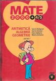 Aritmetica, algebra, geometrie pentru clasa a 5 a -Sorin Peligrad (partea intai)