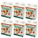Cumpara ieftin Set 50 de plasturi pentru detoxifiere Kinoki