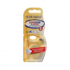 Ata dentara din matase naturala si ceara de albine, Monte-Bianco
