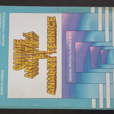 Chimie analitica si analize tehnice - Vasilica Croitoru. 1999