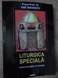 LITURGICA SPECIALA PENTRU FACULTATILE DE TEOLOGIE-ENE BRANISTE