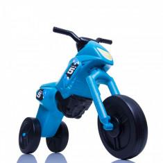 Tricicleta fara pedale Enduro turcoaz negru