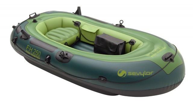 Barca pneumatica Sevylor Fish Hunter™ FH250