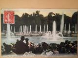 CP circ. 1908 Paris - Bucuresti, către Franz Jensen, ceasornicarul Curții Regale