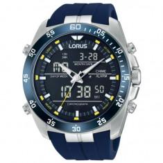 Ceas barbatesc Lorus RW617AX9 Analog-Digital Alarm Cronograf 100M 46mm