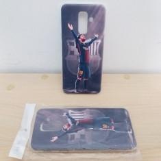 Lionel Messi-huse telefon Samsung Galaxy A6 Plus-2018, noi!, Alta