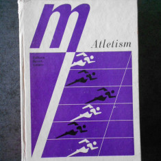L. S. HOMENKOV - ATLETISM (1977, editie cartonata)