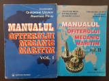 MANUALUL OFITERULUI MECANIC MARITIM - Uzunov, Pruiu (2 volume)