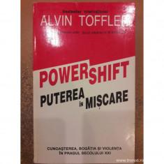 Puterea in miscare