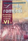 Limba romana manual pentru clasa a VI-a