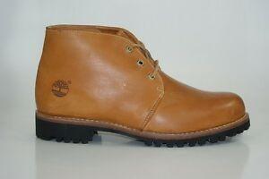 Bocanci barbat TIMBERLAND Heritage Chukka originali piele waterproof 41,5