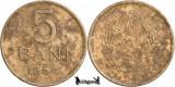 1954, 5 Bani - RPR - Romania