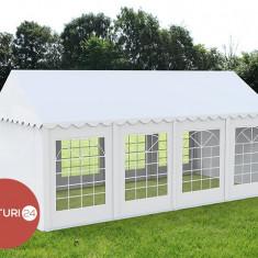 3X9 M CORT EVENIMENTE PROFESIONAL ECONOMY, PVC 500 g/m² ALB