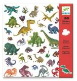 160 Abtibilduri: Dinozauri