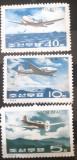 Cumpara ieftin Korea 1966 avioane, aviatie 3v. Neuzate, Nestampilat
