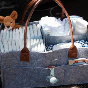 Geanta mamici, organizator scutece si accesorii XL Bambinice BN003 B3204501
