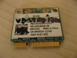 Cumpara ieftin Placa wireless laptop Dell Vostro 1720, DW1510, 0PW934, Broadcom BCM94322HM8L