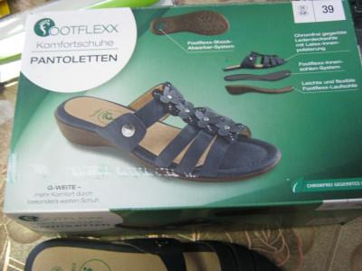 Sandale Footflex ,piele,marimea 39 foto
