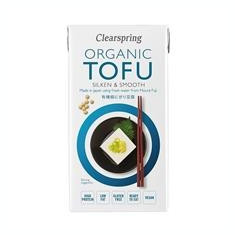 Tofu Silken Bio Paradisul Verde 300gr Cod: 5021554987710