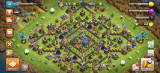 Vand cont clash of clans th 12 si th 9