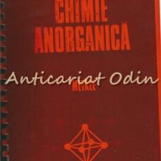 Chimie Anorganica. Metale - Gh. Macarovici