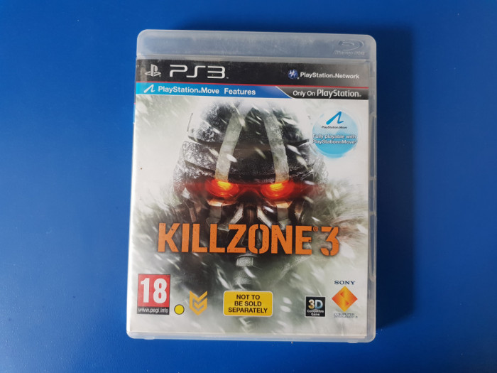 Killzone 3 - joc PS3 (Playstation 3)