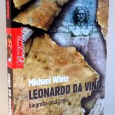 LEONARDO DA VINCI de MICHAEL WHITE , 2010