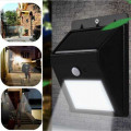 Lampa cu incarcare solara si senzor de miscare Ever Brite