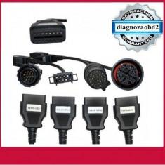 Set cabluri adaptoare  camioane tiruri ~ Cablu adaptor camion tir - Delphi 2014