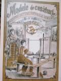 Modele de Cusaturi pentru Costume Nationale Romane culese in jud.Muscel (1893)