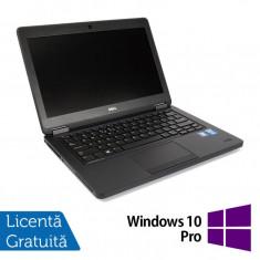 Laptop DELL Latitude E5450, Intel Core i5-5200U 2.20GHz, 8GB DDR3, 120GB SSD, 14 Inch + Windows 10 Pro