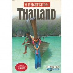 Thailand. Ghid turistic (lb. eng.) - Insight Guides