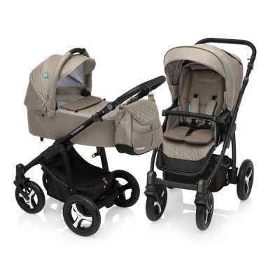 Baby Design Lupo Comfort 09 Beige 2017 - Carucior Multifunctional 2in1 foto